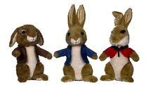 "10"" Plush Peter Rabbit Characters,Benjamin,Peter, Flopsy,3 to choose from.9534"