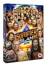 neue WWE Summerslam 2018 DVD