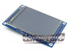 "3.2"" TFT 320 x 240 LCD Display Module with Touch Panel PCB Adapter"
