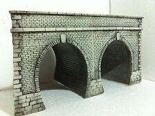 portale tunnel  per diorami e plastici ferroviari art.p 11