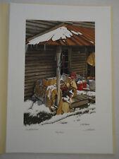 "Bob Timberlake ""Ray's Porch"" Artist Proof 15/75"