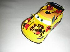 Miguel Camino Head & Tail Lights Up World Grand Prix Disney Pixar Cars Loose