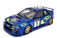 Trofeu1/43 Scale Model Car TR0405 - 1998 Subaru Impreza WRC #3 - Blue