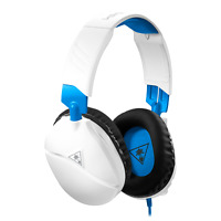 Turtle Beach Recon 70 Gaming Headset for PS4™ Pro & PS4™ - White