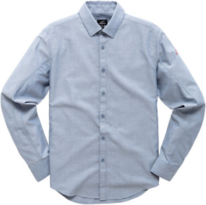 Alpinestars Ambition Ii Oxford Shirt XL Blue 12103110072XL