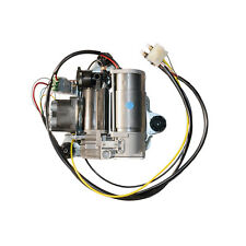 Air Suspension Compressor +Relay +Solenoid valve BMW 5 & 7 Series X5 2-Corner