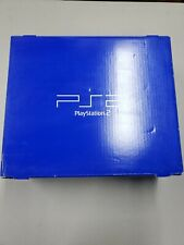 New listing Sony PlayStation 2 Empty Retail Box Scph-30001 With Owner's Manual & Foam Ps2