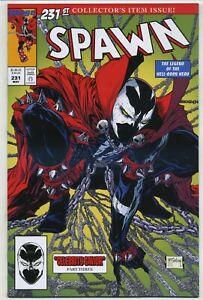 Spawn 231 Spider-Man 1 Todd McFarlane Homage Cover High Grade