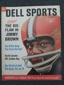 1964 DELL SPORTS Magazine - Football - Complete