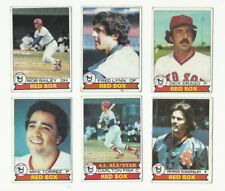 Boston Red Sox Baseball Cards