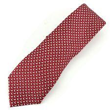 CHARLES TYRWHITT ~ 100% SILK ~ Classic Tie ~ Geese, Red