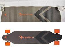 Maxfind 96*26cm Skateboard Grip Tape Rough Sandpaper For Longboard