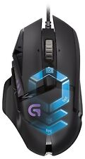 BRAND NEW Logitech G502 PROTEUS SPECTRUM RGB TUNABLE GAMING MOUSE for Laptop PC