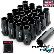 EPMAN 50MM STEEL WHEEL LUG NUTS M12x1.5 fit HONDA MAZDA TOYOTA MITSUBISHI FORD B