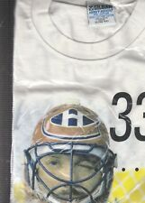 Patrick Roy Tee Shirt XL New In Bag With Canadian Seal Montreal Canadians Rare