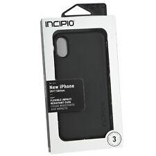 Véritable Incipio Ngp Fin Robuste Silicone à Clipser Étui COQUE pour Iphone X Xs