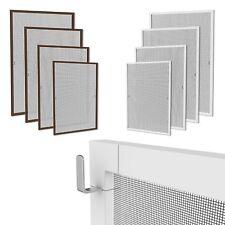 Fissaggio Zanzariera Finestra Insektenschutz-Gitter Alluminio Telaio Zanzare