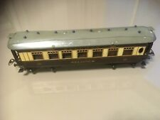 Hornby 0 gauge No.2 Special Pullman Coach 'Iolanthe'. - unboxed