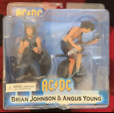 Neca AC/DC Brian Johnson & Angus Young Special Edition Figures