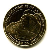 13 LA BARBEN Parc zoologique, L'ours brun, 2014, Monnaie de Paris