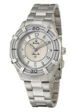 Bulova Women's 96L145 Marine Star Mother-Of-Pearl Dial Quartz Watch