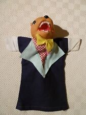 VINTAGE RARE HAND PUPPET - PUNCH & JUDY - RAT