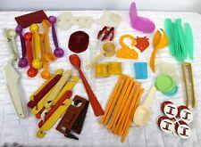 Tupperware Hostess Gadgets Tools Orange Peeler Grapefuit Cord Melon Baller Ruler