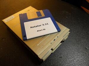 Atari ST int. Floppy 720Kb voll funktionsfähig