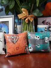 Nightmare before Christmas two novelty pillows