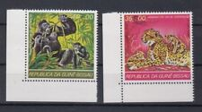 TIMBRE STAMP 2 GUINEE BISSAU Y&T#37-38 ANIMAL FAUNE NEUF**/MNH-MINT 1978 ~C25