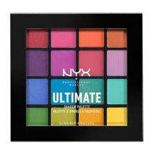 NYX Ultimate Shadow Palette - Brights (USP04)