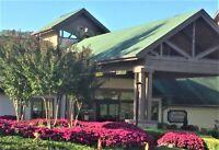 Wyndham Smoky Mountains Vacation Rental, Sevierville, TN 2 BR DLX 5 NT 5/31-6/5