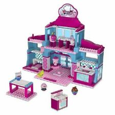 Shopkins Kinstructions Deluxe Building Set Chef Club Academy