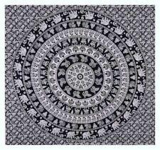 Hippy Mandala Bohemian Tapestries, Indian Dorm Decor Wall Hanging