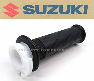 Suzuki Right Throttle Tube Pipe Grip GSF GSX GZ SV GSXR OEM (See Notes) #P159 A