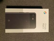 Google Pixel 3 - 128GB - Just Black (Unlocked) with Pixel Stand