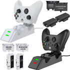 Controller Charging Dock Stand For Xbox One Series X S Rechargeable Battery Pack