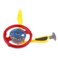 Fixierbares Lenkrad Spielzeug Mit Saugnapf Kids Driver Experience Requisiten