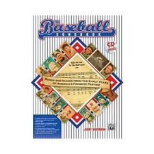 The Baseball Songbook by Jerry Silverman (author)