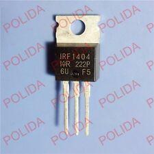 5PCS MOSFET Transistor IR TO-220 IRF1404 IRF1404PBF