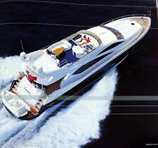 Sunseeker Yachts & Flybridge Motor Yachts Worlds Most Luxurious Motoryachts 2006