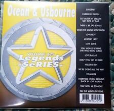 LEGENDS KARAOKE CDG BILLY OCEAN & OSBOURNE #225 R&B SOUL OLDIES 17 SONGS