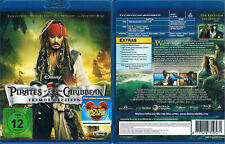 PIRATES OF THE CARIBBEAN - FREMDE GEZEITEN --- Blu-ray --- Der Kinohit ---