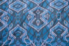 Ethnic Print #623 Nylon Lycra Spandex 4 Way Stretch Swimwear Fabric BTY