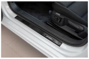 Acier Inox Exclusif Seuil de Porte Pour VW Tiguan 2 AD1 4Motion Ab Année Fab.