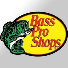Bass Pro Shops Vinyl Decal Sticker Fishing Boat Tackle Box Truck Car