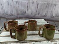 Pigeon forge pottery cup glass mug speckled set coffee tea