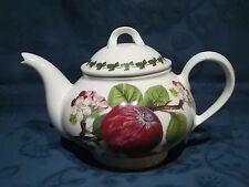 Portmeirion Pomona 2 Pint Teapot / Tea Pot - The Hoary Morning Apple - BNWT