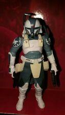 "Hasbro Star Wars Black Series 3.75"" Clone Commander Wolffe Desert TCW Clone Wars"