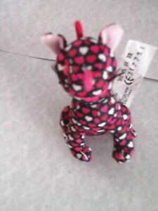 Miniature stuffed cat fits Barbie Fashion Royalty & other similar dolls